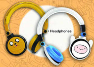 Adventure Time 6-Piece Headphone Assorted -- AUG122024