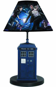 Doctor Who Tardis Table Lamp -- AUG122044