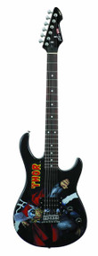 Thor Rockmaster Electric Guitar -- Peavey Marvel Comics -- AUG122060