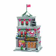 Christmas Story Village Department Store -- AUG122095