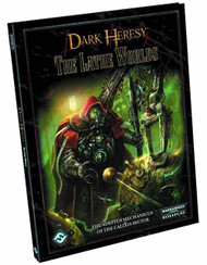 Warhammer 40,000 WH40K Dark Heresy RPG The Lathe Worlds -- AUG122120