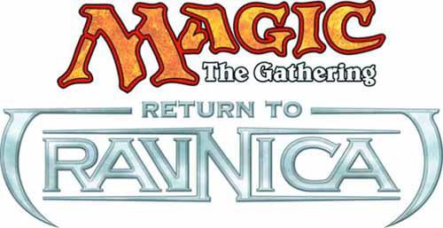 Magic The Gathering MTG TCG Return To Ravnica Booster Dis -- AUG122136