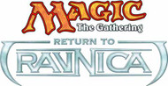 Magic The Gathering TCG Return To Ravnica Fat Pack -- AUG122138