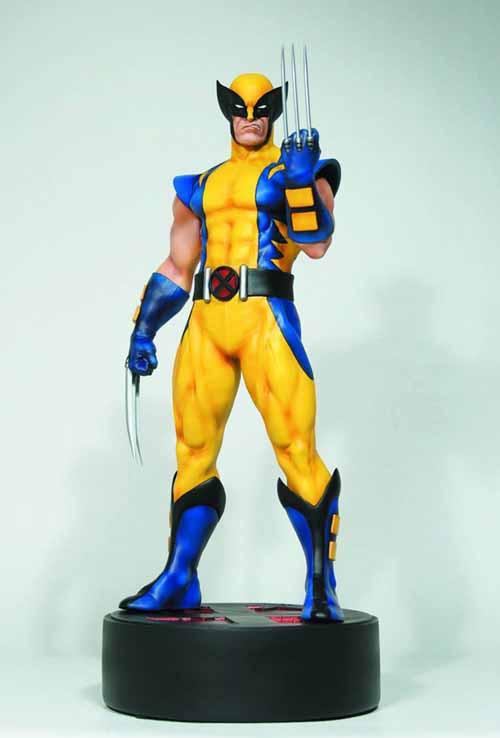 Wolverine Astonishing Statue -- X-Men X-Force Bowen Designs -- AUG132131