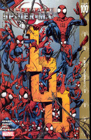 Ultimate Spider-Man 98, 99, 100, 101, 102, 103, 104-109 Bendis Bagley -- COMIC00000016