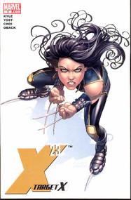 X-23 Target X 1, 2, 3, 4, 5, 6 Full Set Lot Choi Wolverine X-Men -- COMIC00000017