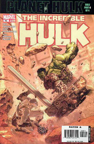 Incredible Hulk 95, 98, 99, 100, 101, 102, 103, 104, 105 Planet Hulk -- COMIC00000044