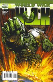 World War Hulk 1, 2, 3, 4, 5 Plus 2 Extras Pak Romita Finch X-Men -- COMIC00000049