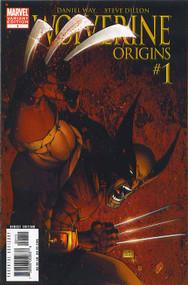 Wolverine Origins 1, 2, 3, 4, 5, 6, 7, 8, 9, 10, 11, 12, 13, 14, 15-16 -- COMIC00000068