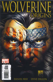 Wolverine Origins 2, 3, 4, 5, 6, 7, 8, 9, 10, 11, 12, 13, 14 Turner -- COMIC00000071