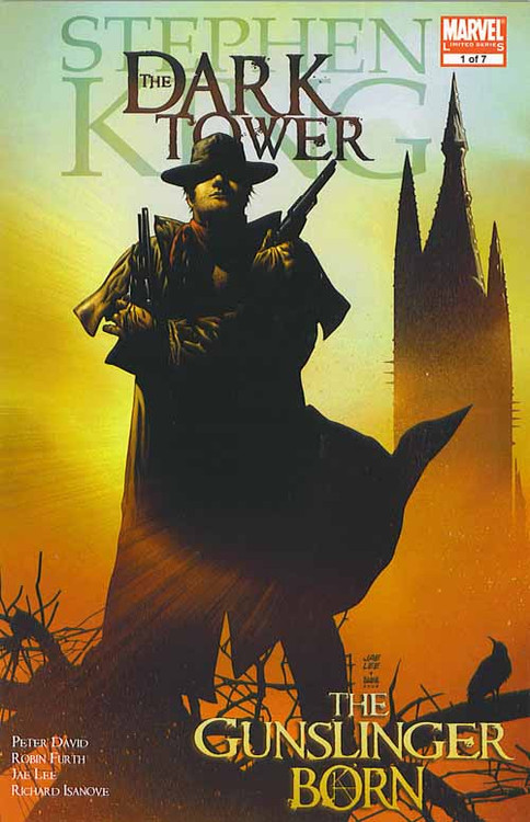 Dark Tower Gunslinger Born 1, 2, 4, 5, 6, 7 Long Road Home 1-5 King -- COMIC00000073