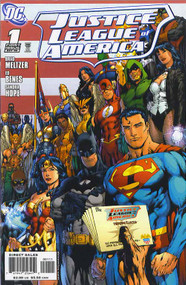 Justice League Of America 2006 0, 1, 2, 3, 4, 5, 6, 7, 8, 9, 10, 12 -- COMIC00000075