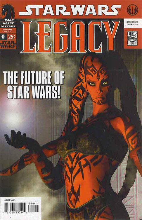 Star Wars Legacy 0, 1, 2, 3, 4, 5, 6, 7, 8, 9, 10, 11, 12, 13-14 16-25 -- COMIC00000081
