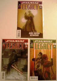 Star Wars Legacy 16, 17, 18, 19, 20, 21, 22, 23, 24, 25 Ostrander -- COMIC00000081-003