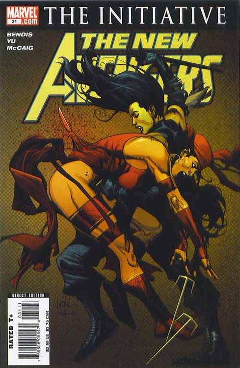 New Avengers 11, 12, 13, 14, 15, 16, 17, 18, 19, 20, 21, 22-33, 36, 37 -- COMIC00000085