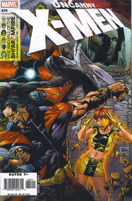 Uncanny X-Men 475, 476, 477, 478, 479, 480, 481, 482, 483, 485, 486 -- COMIC00000089