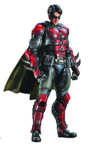 Batman Arkham Origins Play Arts Kai Robin -- Dark Knight Square Enix -- OCT142473