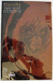 Soulfire Chaos Reign 0 C VIP Variant Wizard World Philadelphia Turner -- COMIC00000153