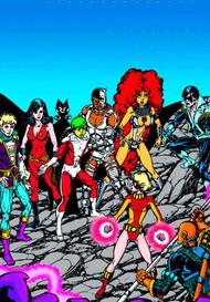 New Teen Titans Omnibus HC Vol 02 -- DEC110292