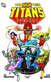 New Teen Titans Omnibus HC Vol 01 -- DEC110297