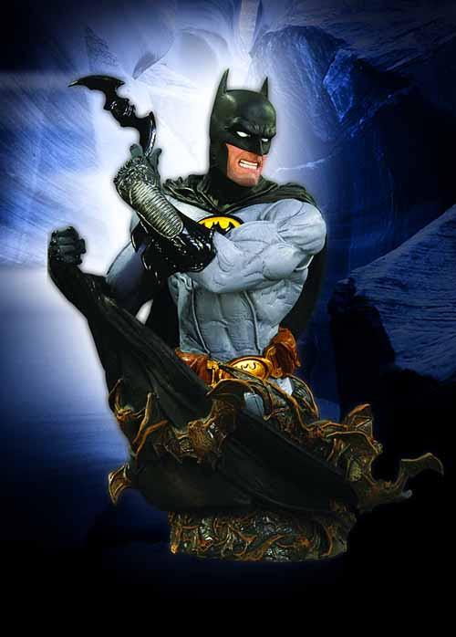 Batman Bust -- DEC110334