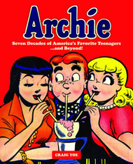 Archie Celebration Of Americas Favorite Teenagers HC -- DEC110444