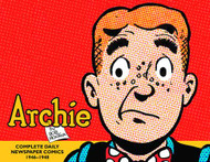 Archie Complete Daily Newspaper Comics HC Vol 01 -- DEC110445