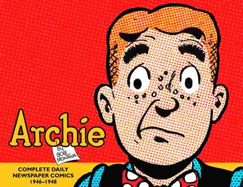 Archie Complete Daily Newspaper Comics HC Vol 01 -- DEC110445