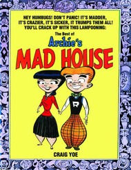 Archies Mad House HC Vol 01 -- DEC110448