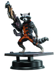 Guardians of the Galaxy Rocket Raccoon 7in Model Kit Marvel -- JAN152266