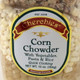 Corn Chowder Mix, closeup