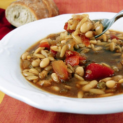 Cherchies Italian Minestrone Soup
