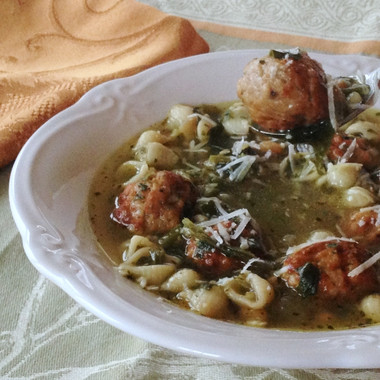 Cherchies Italian Wedding Soup