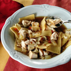 Cherchies Chicken Pot Pie Soup
