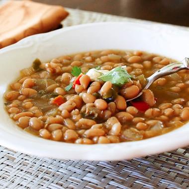 Cherchies White Bean Spicy Chili