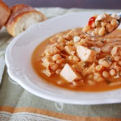 Cherchies Buffalo Chicken Soup