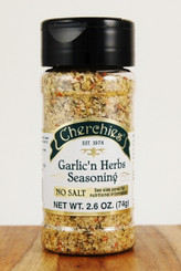 Garlic 'n Herb s No Salt Seasoning