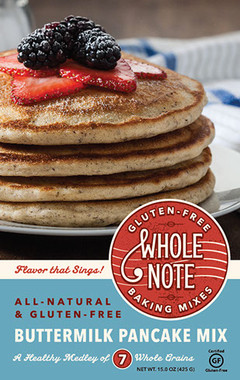 Whole Note Buttermilk Pancake Mix