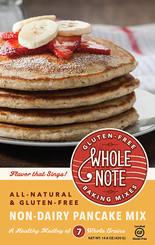 Non-Dairy Pancake Mix