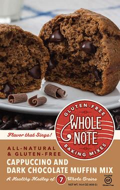 Cappuccino and Dark Chocolate Muffin Mix