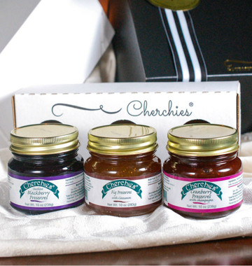 Cherchies Preserve Gift Collection