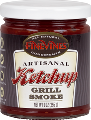 Fine Vines Grill Smoke Ketchup