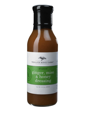 Terrapin Ridge Farms Ginger, Miso & Honey Dressing