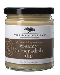 Creamy Horseradish Dip
