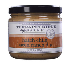 Hatch Chili Bacon Ranch Dip
