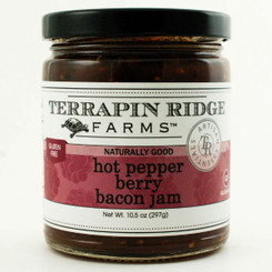 Terrapin Ridge Farms Hot Pepper Berry Bacon Jam