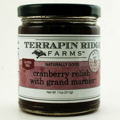Cranberry Relish With Grand Marnier