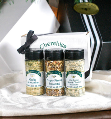 Cherchies Grilling Seasoning Trio Collection