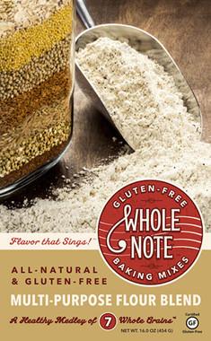 Whole Note Multi-Purpose Flour Blend