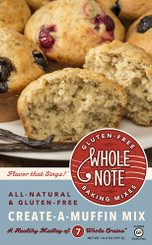 Whole Note Create-a-Muffin Mix